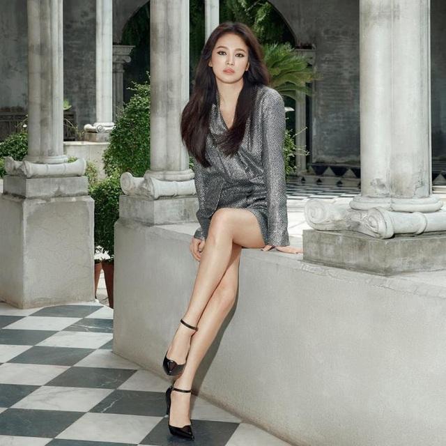 Song Hye Kyo chứng minh: Phụ nữ đẹp nhất khi chẳng thuộc về ai-7