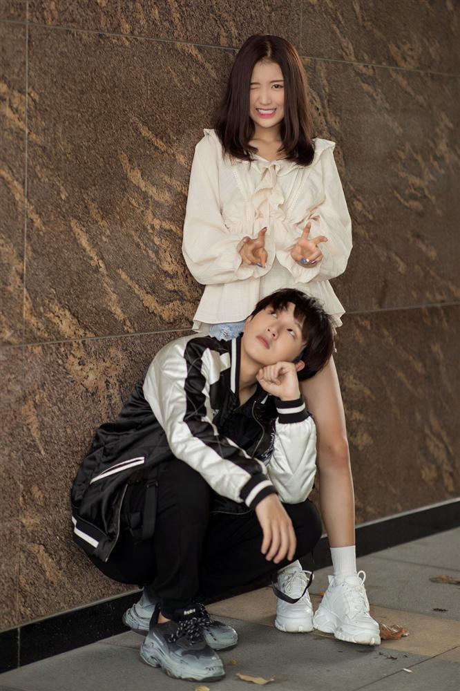 VZN News: 10X Han Sara: Ai nhìn cũng sốc khi thấy tôi đóng cảnh mang bầu-2