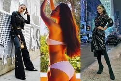 Bản tin Hoa hậu Hoàn vũ 12/9: Phạm Hương mặc bikini siêu gợi cảm vẫn bị bạn cũ 'chặt tơi bời'