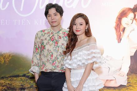 Lần đầu đóng cặp cùng nhau, Midu và Trịnh Thăng Bình lại không hề có cảnh thân mật