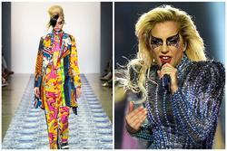 Lady Gaga mặc đồ style Trung Quốc, xuất hiện trên sàn catwalk?