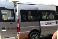 Gia đình nam sinh Gateway kiến nghị thu thập dữ liệu camera