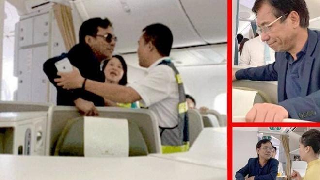 VZN News: Vụ khách say xỉn sàm sỡ trên máy bay: Phạt nhân viên an ninh 2 triệu-1