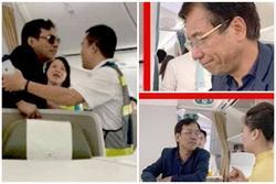 Vụ khách say xỉn sàm sỡ trên máy bay: Phạt nhân viên an ninh 2 triệu