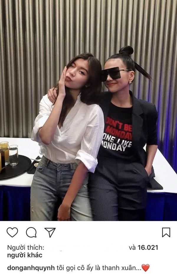 Không chỉ Hoàng Thùy Linh, hoa hậu, MC VTV cũng bị nghi yêu đồng giới-9