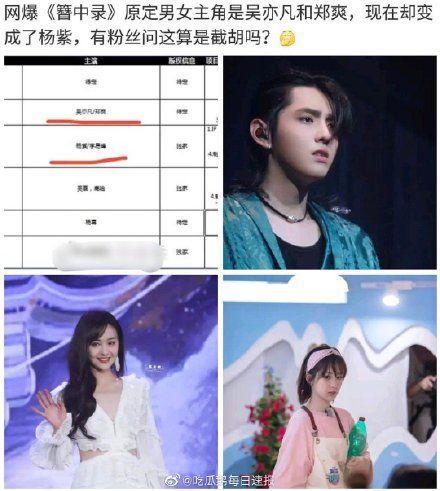 VZN News: Fan nhà Dương Tử và Trịnh Sảng khẩu chiến vì bộ phim Trâm trung lục'-1