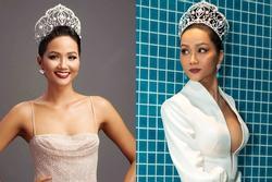 Hoa hậu đẹp tự nhiên nhất showbiz Việt H'Hen Niê bất ngờ vướng nghi án nâng ngực