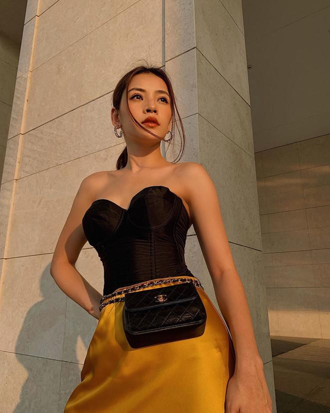 Chi Pu và dàn hotgirl Hà thành biến hóa từ bánh bèo sang sexy cá tính-8