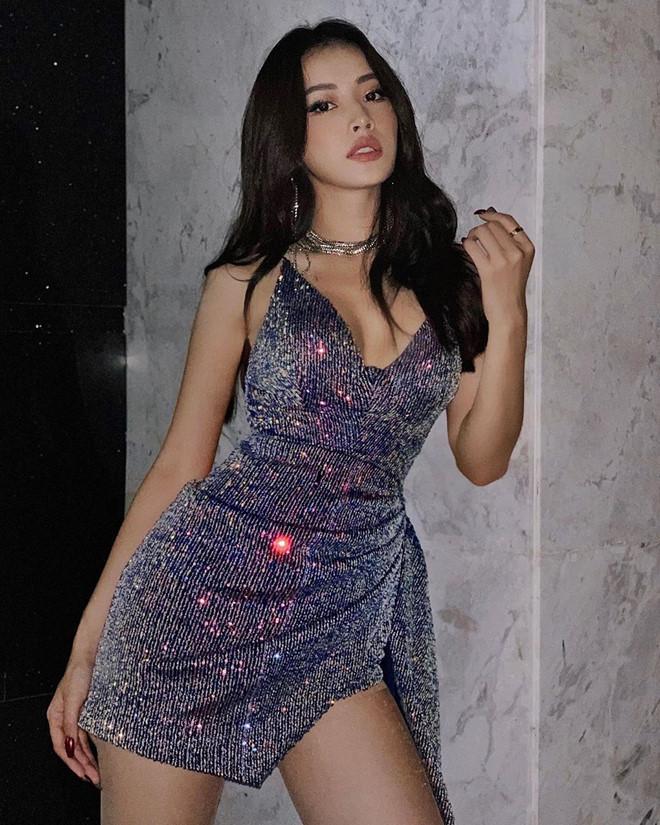 Chi Pu và dàn hotgirl Hà thành biến hóa từ bánh bèo sang sexy cá tính-9