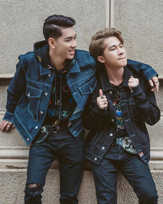 Nhìn thời trang đồ đôi đồng điệu của Jack và K-ICM: Tình anh em chắc sẽ bền lâu-9