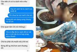 Nhắn tin 'dằn mặt' bồ của chồng, còn nhờ cả mẹ cô bồ can thiệp ai ngờ bị cả gia đình nhà người thứ 3 xúc phạm