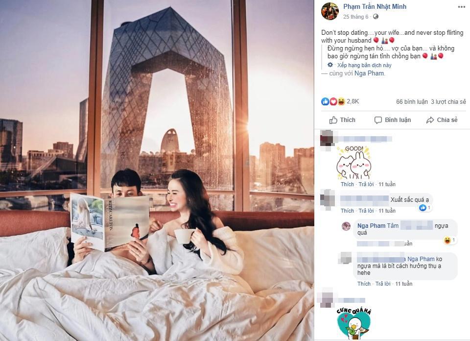 Sống ảo kém gì vợ bé, Minh Nhựa bị soi ảnh du lịch sang chảnh thì ra chỉ là photoshop ghép cảnh?-6
