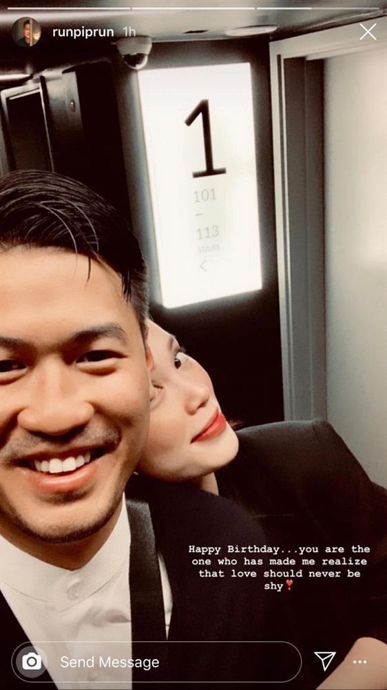 Chưa từng công khai chuyện hẹn hò nhưng hotgirl đình đám lại tiết lộ lý do say đắm em chồng Hà Tăng-4