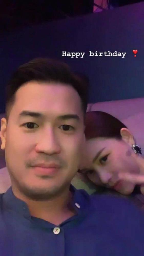 Chưa từng công khai chuyện hẹn hò nhưng hotgirl đình đám lại tiết lộ lý do say đắm em chồng Hà Tăng-3