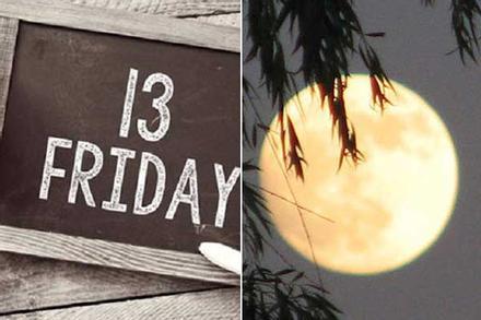 Thứ 6 ngày 13 trùng với Rằm tháng 8, chuyện gì sẽ xảy ra nếu bạn ra đường vào đêm nay?