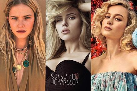Điểm danh các 'đả nữ' nóng bỏng làm khuynh đảo màn ảnh rộng năm 2019
