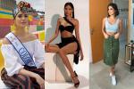 Bản tin Hoa hậu Hoàn vũ 13/9: Hoàng Thùy 'chặt' dàn đối thủ bằng ngực khủng bị nghi nâng cấp