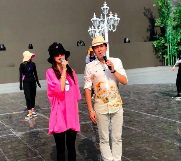 Angelababy và Huỳnh Hiểu Minh lạnh nhạt với nhau giữa ồn ào ly hôn-3