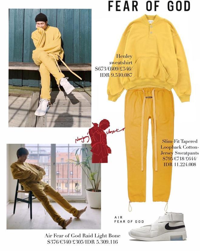 Tủ quần áo trông đơn giản nhưng giá chục nghìn đô của trưởng nhóm BTS-2
