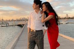 Sau khi phủ nhận chuyện tình cảm với Á hậu Hoàng Thùy, Rocker Nguyễn lại có động thái gây chú ý
