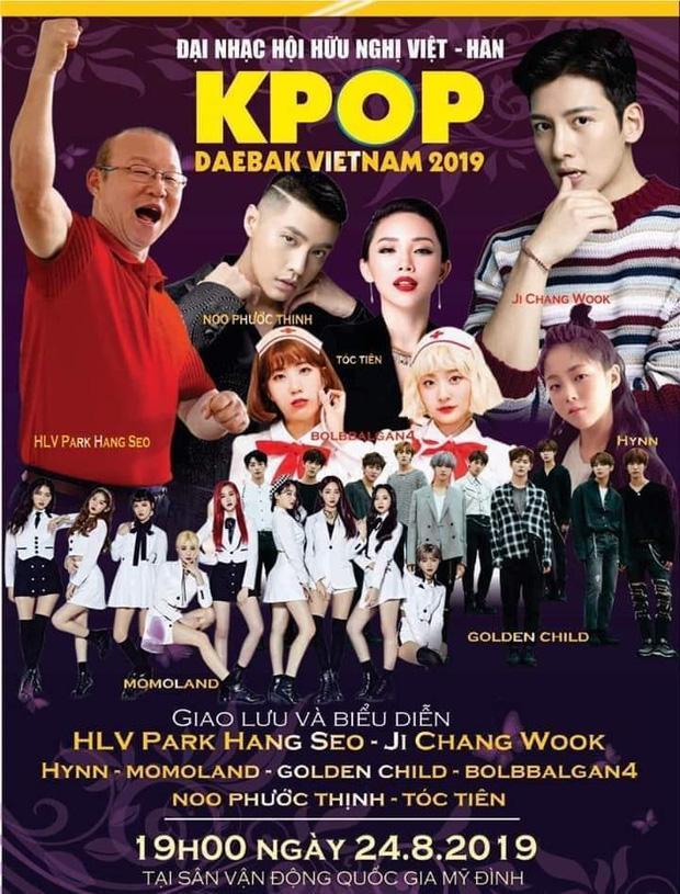 VZN News: BTC show Hàn - Việt có Ji Chang Wook bị nghi lừa đảo khi tuyên bố hủy diễn mà vẫn om tiền vé, và giờ là mất liên lạc luôn-1