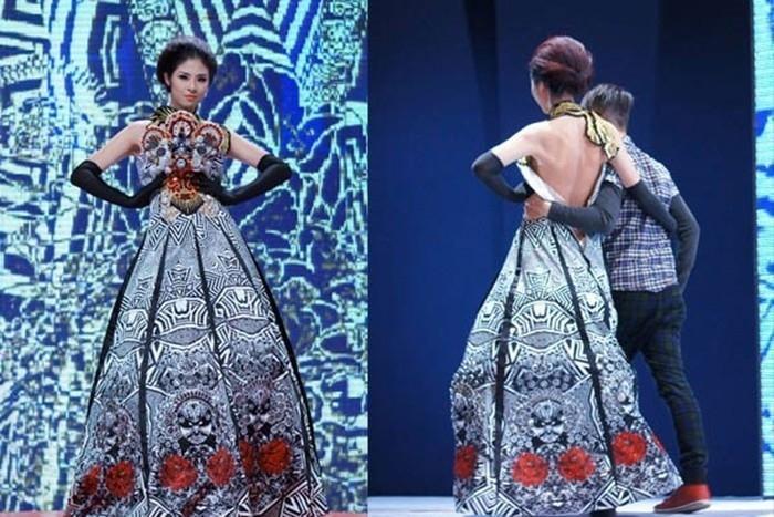 Trấn Thành, Đan Trường rách quần, Ngân Khánh, Hương Giang hở ngực trên sân khấu-10