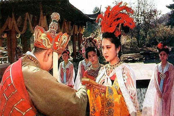 VZN News: Ly kỳ chuyện tình dang dở của Đường Tăng trong Tây du ký 1986-4