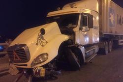 Vụ tai nạn trên cầu Thanh Trì: Đã xác định được danh tính nạn nhân, lái xe gây tai nạn