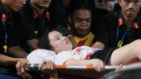 VZN News: Khởi tố vụ án, triệu tập nhiều CĐV Nam Định điều tra vụ đốt pháo, làm loạn sân Hàng Đẫy-1