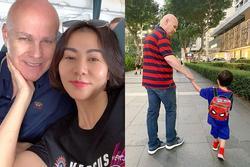 Mừng sinh nhật ông xã ngoại quốc, Thu Minh thủ thỉ: 'Em luôn yêu và tự hào về anh'
