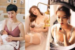 Danh sách gái hai con gợi cảm nhất showbiz Việt: Elly Trần chăm cởi vẫn không thể đứng đầu