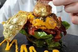 6 món ăn dát vàng cho giới thượng lưu tại Dubai