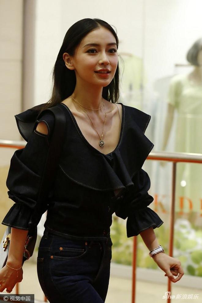Angelababy và các mỹ nhân Hoa ngữ bị chê mặc xấu vì quá gầy-5