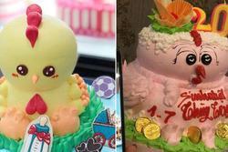 Chiếc bánh sinh nhật 'khi đặt hết mình, khi nhận hết hồn' làm cô gái khóc không thành tiếng