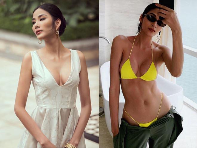 VZN News: Dàn hoa hậu đối diện tin đồn nâng ngực - người thừa nhận, kẻ úp mở-1