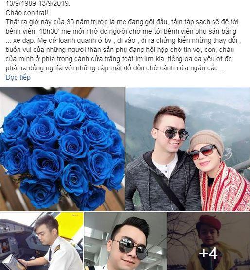 Hôn thê cũ chuẩn bị lấy chồng, con trai nghệ sĩ Hương Dung cũng đón niềm vui bất ngờ-5