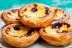 Bí mật công thức làm món bánh quốc bảo của Bồ Đào Nha