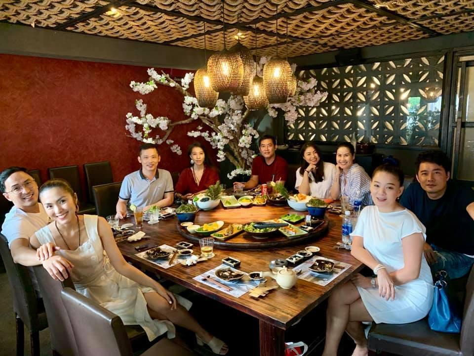 Vợ chồng Tăng Thanh Hà vui vẻ bên nhau giữa tin đồn lục đục-2