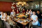 Vợ chồng Tăng Thanh Hà vui vẻ bên nhau giữa tin đồn lục đục