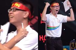 Nghẹt thở đến phút cuối, nam sinh trường THPT chuyên Phan Bội Châu vô địch Olympia năm thứ 19