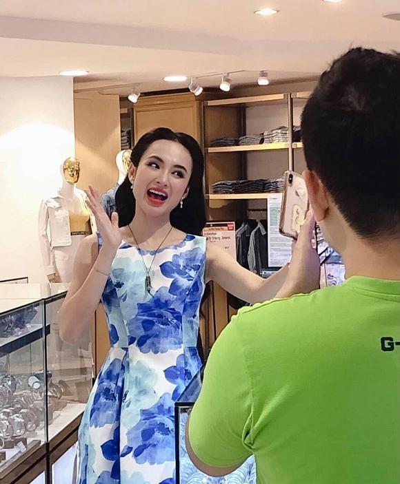 VZN News: Gặp Angela Phương Trinh ngoài đời, cư dân mạng phản ứng ra sao?-2
