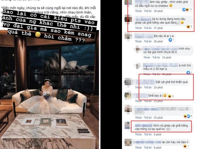 Vợ hai Minh Nhựa đăng đàn đá xoáy chuyện chôm ảnh nhưng bị bóc mẽ caption và ảnh chả liên quan-1