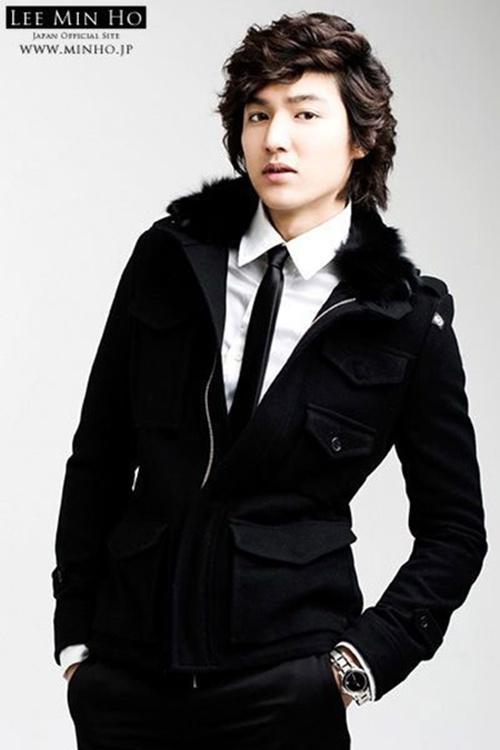 Lee Min Ho: Sinh ra để vào vai thiếu gia giàu có-1