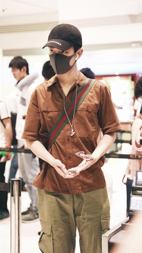 VZN News: Tiêu Chiến Trần Tình Lệnh khiến fan đổ rầm rầm vì style đẹp mê mẩn-5