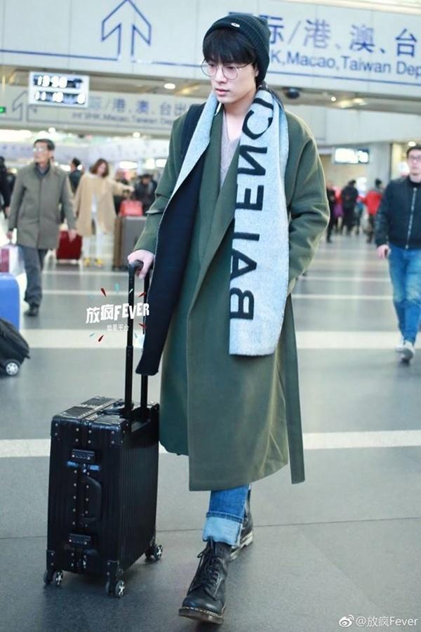 VZN News: Tiêu Chiến Trần Tình Lệnh khiến fan đổ rầm rầm vì style đẹp mê mẩn-8