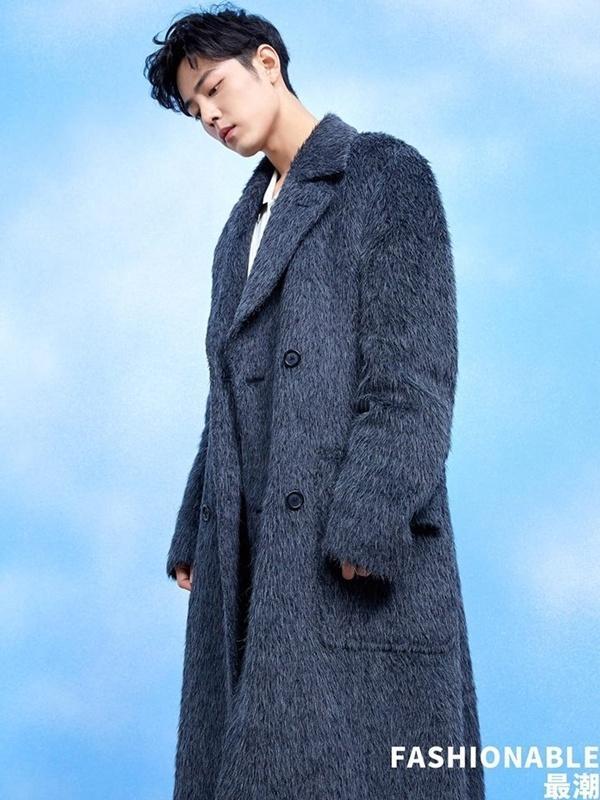 VZN News: Tiêu Chiến Trần Tình Lệnh khiến fan đổ rầm rầm vì style đẹp mê mẩn-12
