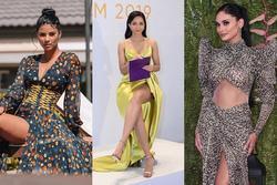 Bản tin Hoa hậu Hoàn vũ 15/9: H'Hen Niê lên đồ đơn sắc vẫn 'chặt đẹp' từng giai nhân quốc tế