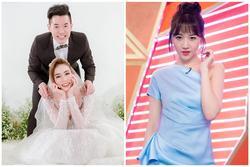 Gửi lời chúc Kim Nhã hạnh phúc, Hari Won lại viết nhầm chính tả chẳng khác nào 'cà khịa' đàn em