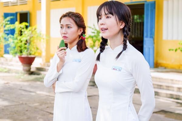 4 mỹ nhân sinh năm 1989 của màn ảnh Việt: Người thành danh với vai cave, kẻ chật vật trở lại màn ảnh sau ly hôn-8