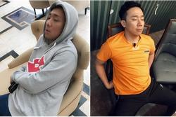 Ảnh bình dị ở hậu trường của Hoài Linh, Trường Giang và nhiều nghệ sĩ